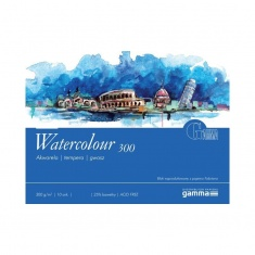 FABRIANO BLOK WATERCOLOUR 300G 24X32 10 Ark.