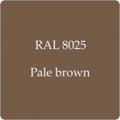 FARBA AKRYLOWA EVOLUTION 200ml Pale Brown 8025