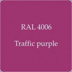 FARBA AKRYLOWA EVOLUTION 200ml Traffic Purple 4006