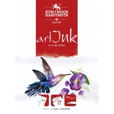 KOH-I-NOOR ART INK BLOK DO TUSZU 350 G A5 25 KART