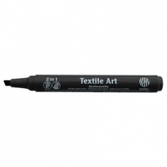 NERCHAU TEXTILE ART PAINT PEN BLACK