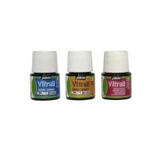 Farby do szkła 45 ml PEBEO VITRAIL