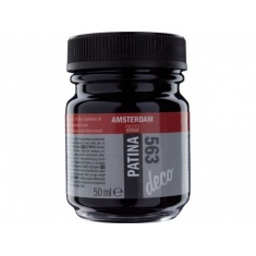 ROYAL TALENS Patyna Amsterdam 50 ml - ANTIQUE BLACK