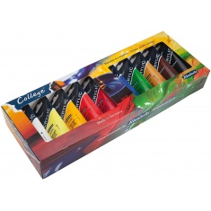 Schmincke COLLEGE ACRYL SET 10X75 ML