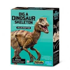 Wykopaliska - dinozaury